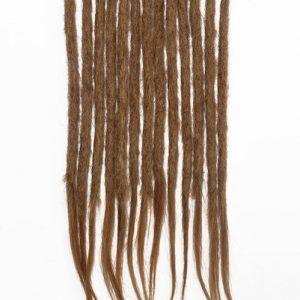 Caramel #10 cheveux naturels dreadlocks extensions