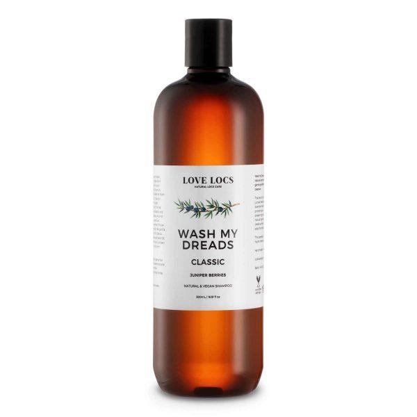 Love Locs shampoing naturel dreadlocks