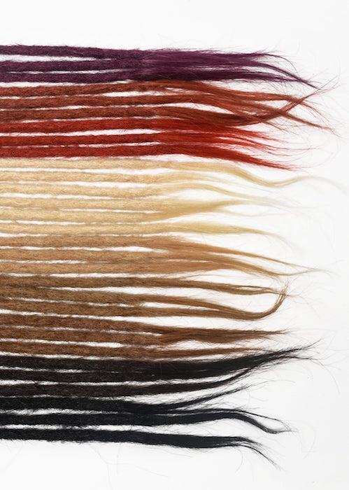 cheveux naturels dreadlocks extension