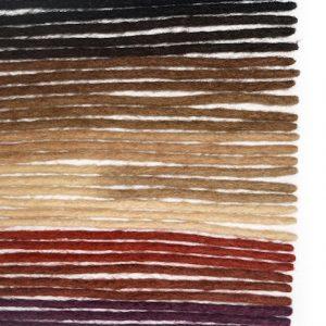 cheveux naturels dreads extensions